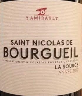 St-Nicolas de Bourgueil 'La Mine'