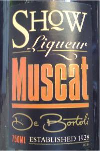 Di Bortoli Show Liqueur Muscat