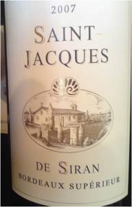 Saint Jacques de Siran 2011