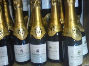 Champagne Veuve Fourny 1ier Cru Blanc de Blanc Half