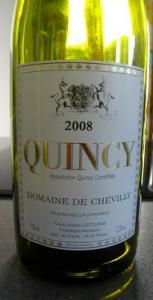 Quincy Dom de Chevilly