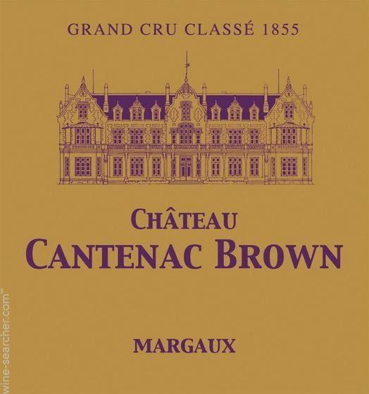 Chateau Cantenac Brown, Cru Classé, Margaux 2010