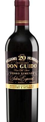Don Guido 20 yo Pedro Ximenez