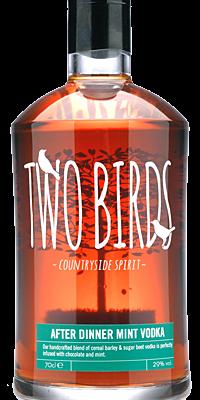 Two Birds After Dinner Mint Vodka