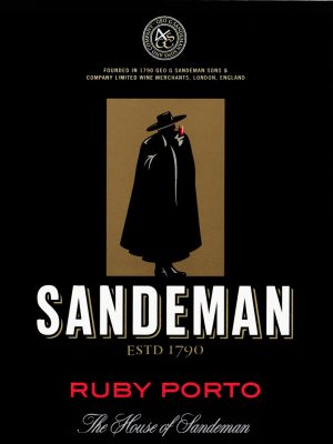 Sandemans Ruby
