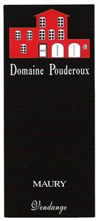 Maury Domaine Pouderoux