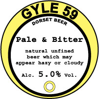 pale and bitter