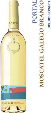 Portal Moscatel Galego Branco