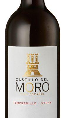 Castillo del Moro, Tempranillo, Syrah, VdT Castilla, Spain