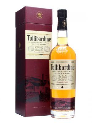 Tullibardine Burgundy