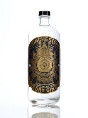 winchester dry gin