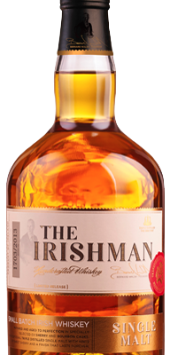 irishman single