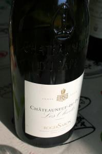 Chateauneuf-du-Pape Les Olivets