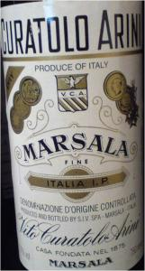 Marsala Curatolo Arini