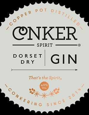 Dorset Dry Gin from Conker Spirits
