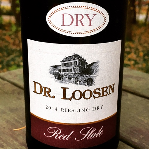 Dr Loosen 'Red Slate' Riesling